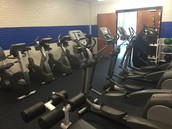 RMS Fitness Room:  Thank you PTO!