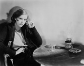 Greta Garbo in Anna Christina