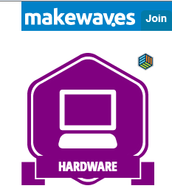 Makewaves: Open Badges and the computing curriculum