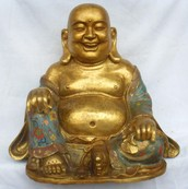 Buddhist god