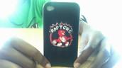 Raptors Ipod/iphone case
