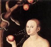 John Milton's Eve