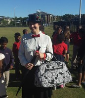 Ms. Council as Mary Poppins