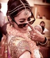 Brides who rock!