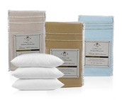 Bamboo Pillows and Pillow Cases