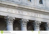 District Courts: federal courts where trails and lawsuits begin. First level of the ferderal courts system