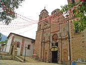 La Iglesia de Santa María Ahuacatlán