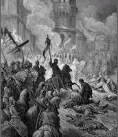 צבא הצלבנים בירושלים