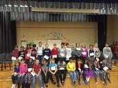 GEO BEE 4th Grade!