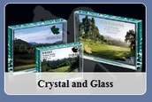 Crystal and Glass Plaques