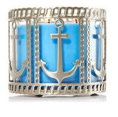 Anchors Candle Sleeve