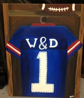 Football Jersey! Customize Your Own!