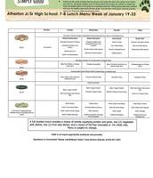 Grade 7/8 January 20-23