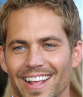 Paul Walker as principal