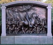 Who were the Massachusetts 54th?