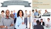 "Press Release: ""Step Up"" Career Development Symposium"