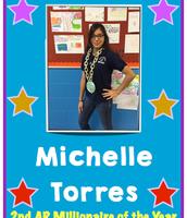 Michelle A Torres