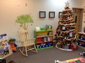 Bentsen Elementary Reading Centers