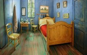 Stay in a Liveable Model of Van Gogh's 'Bedroom' on Airbnb (US)