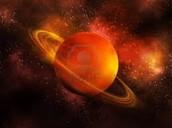 Saturn's rings!!!!
