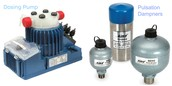 Dosing Pump and Pulsation Dampners
