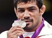 Shushil Kumar (66kg)