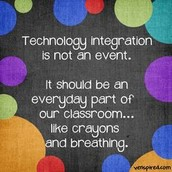 Key Points for Integrating Technology