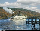 Steamboat and Lake.