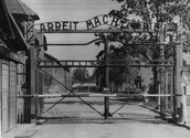 Concentration Camp Sign