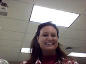 Mrs. Stirlen, my Bravo Teacher