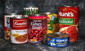 4.Canned Goods