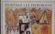 Grade 3 Heritage Stamp