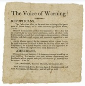 The Voice of Warning
