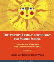 Middle School (6-8) Poetry TEKS