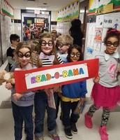 1st Grade Holidays Parade
