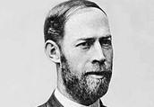 Heinrich Hertz!