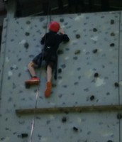 Parker makes it to the top!