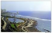 Saudi coastline