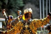 Cultural Bhutan Dance