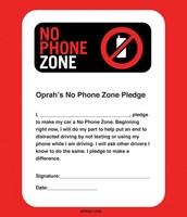 """""""No Phone Zone"""""""