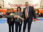 Westampton Campus Educational Services Professional of the Year, Angela Cummiskey