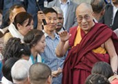 Information about the 14th Dalai Lama