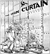 """""""Iron Curtain"""""""