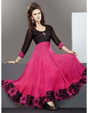 Shop With Ease From The Vivacious Salwar Kameez Collection Offered By Bharatplaza