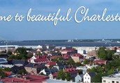Southern Bling Team and Good Luxe Charms Charleston Retreat!