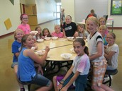 Readers earn ice cream party