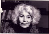 """I am becoming more radical with age. I have noticed that writers, when they are old, become milder. But for me it is the opposite. Age makes me more angry."" -Nawal El Saadawi"