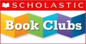 Scholastic Book Orders - Due 10/19