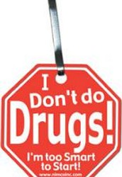 What to do if you see someone taking drugs