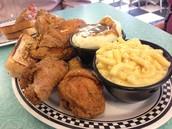 Fried Chicken W/ Sides